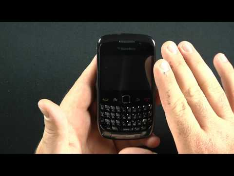Blackberry Curve 3G (Verizon) Unboxing