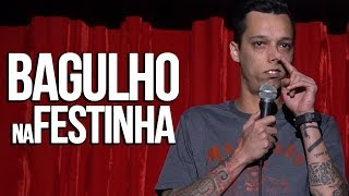 FESTA NA ESCOLA DO BAGULHO - NIL AGRA - STAND UP COMEDY
