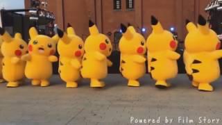 Video PPAP Pokemon Pikachu Dance Cover! download MP3, 3GP, MP4, WEBM, AVI, FLV Januari 2018