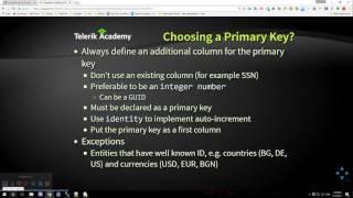 Бази от данни: Database Modeling