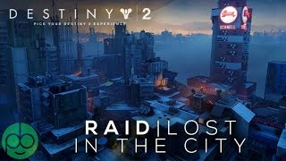 Destiny 2 Black Armory: lost in the City (The Scourge Of The Past)