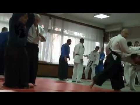 III Uchideshi aikido seminar & Master class, 2012 January, Belgrade