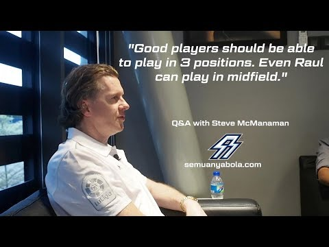 Steve McManaman: Good players should be able to play in 3 positions