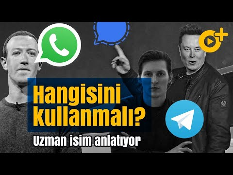 WhatsApp, Signal, Telegram ve Bip hangisini kullanmalı? Siber güvenlik uzmanı anlatıyor
