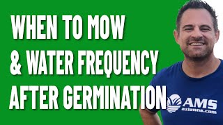 When To Mow After Winter Lawn Installation