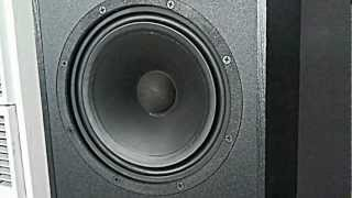 PSB 800i Century Tower Speakers - Bass I Love You