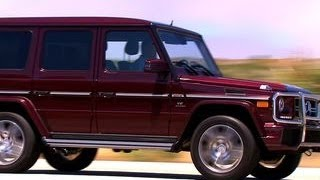Car Tech - 2013 Mercedes-Benz G63