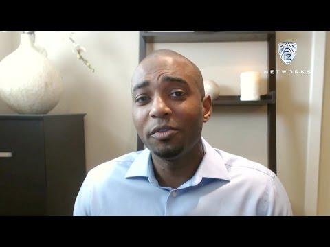 Lamar Hurd discusses his Pac-12 Men