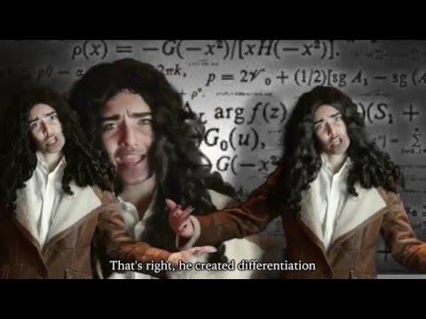 Gottfried Leibniz- Hamilton Parody: Calculus Project