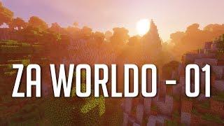 Za Worldo : Minecraft en God Mod - Séance 01