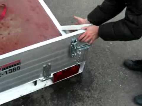 Прицепы Трейлер в Кирове - YouTube