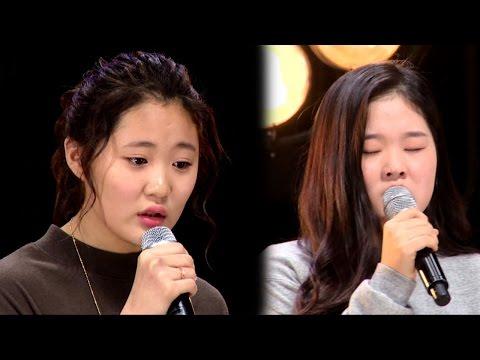 yoo-jei-&-yoo-yoon-ji---hello-유제이-&-유윤지---헬로《kpop-star-5》k팝스타5-ep07