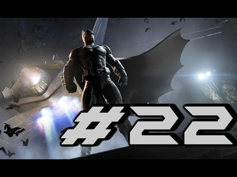Batman Arkham Origins 1080p PC Walkthrough Part 22