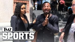 Sugar' Shane Mosley -- My Ex-Wife Robbed Me We Were NEVER Really Married!!   TMZ Sports
