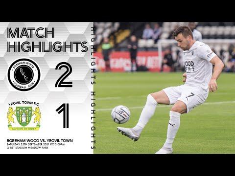 Boreham Wood Yeovil Goals And Highlights