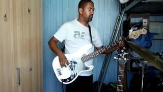 ben harper / jah work [bass cover]