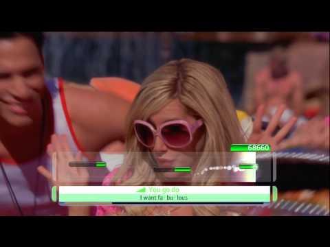 "Disney Sing-It High School Musical 3 - Xbox-360 ""Fabulous"""