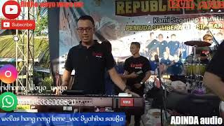 Welas hang reng kene-Syahiba saufa /izull music whits adinda sound sistem,live sumberayu