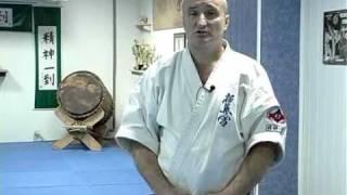 Уроки каратэ киокушинкай (видео).Часть 1