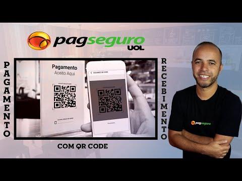 PagSeguro Pagamento ou Recebimento com QR Code thumbnail