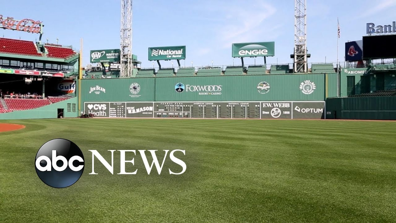 The Us Paint Company Behind Fenway Park S Green Monster