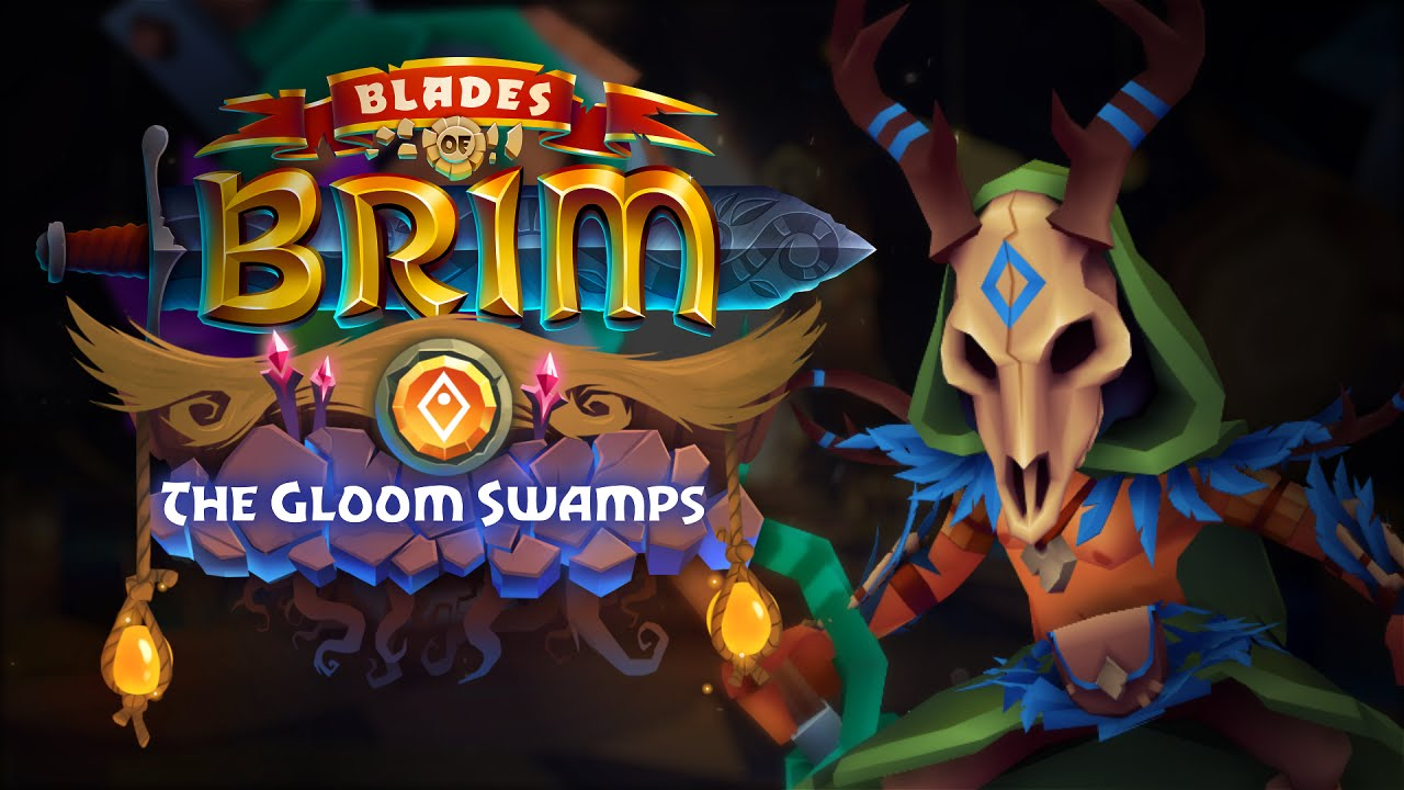 ​ Blades of Brim - The Gloom Swamps Update Trailer