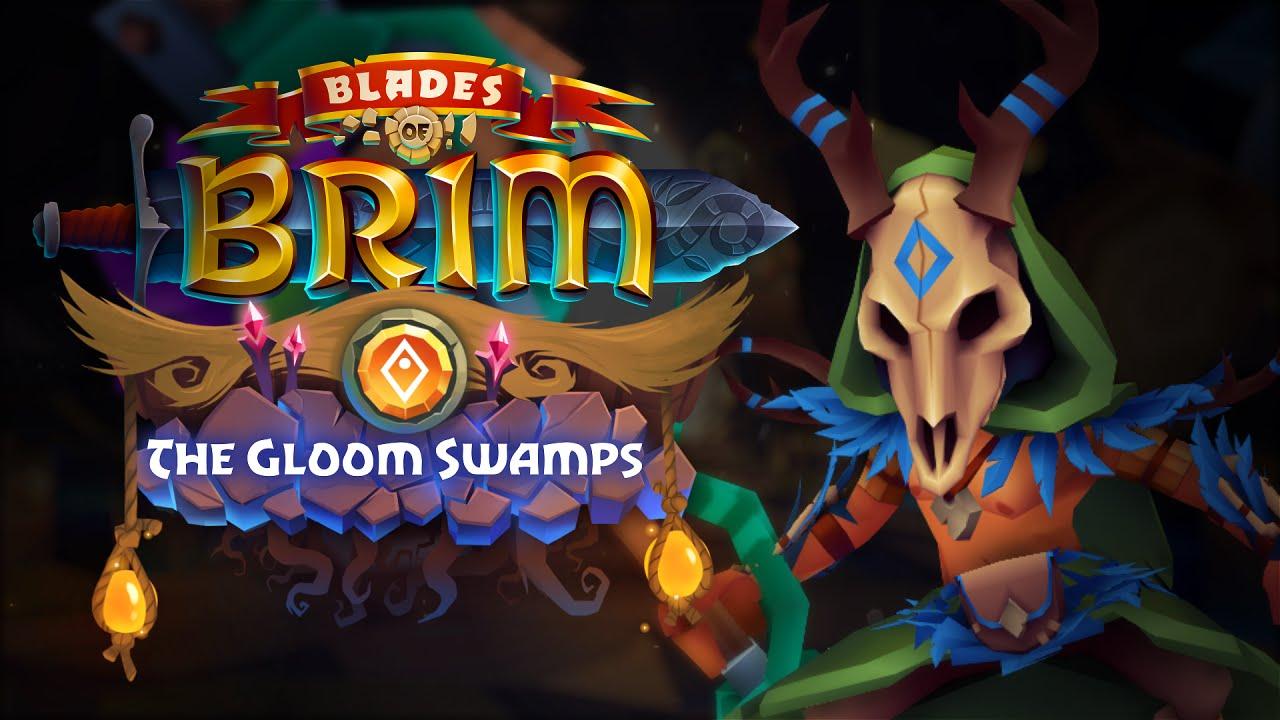  Blades of Brim - The Gloom Swamps Update Trailer