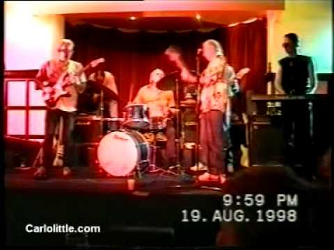 Carlo Little All Stars with Brian Knight and Nick Simper (Deep Purple) - 1998