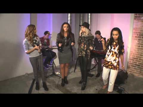 Little Mix - About The Boy (Live)
