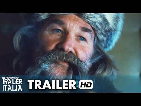 The Hateful Eight Trailer Italiano Ufficiale (2016) - Quentin Tarantino [HD]