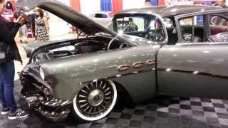 """""""Nailed"""" 56 Buick by Rad Rides by Troy GNRS 2014"""