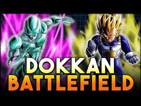 DOKKAN BATTLEFIELD FINALLY GETS AN UPDATE! COMPLETING ALL STAGES! (DBZ: Dokkan Battle) thumbnail
