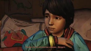 Walking Dead: Michonne Episode 3  - Прохождение на русском - ч. 2 - Обмен