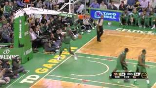 Lakers vs Celtics - 2/9/12 Recap & Highlights