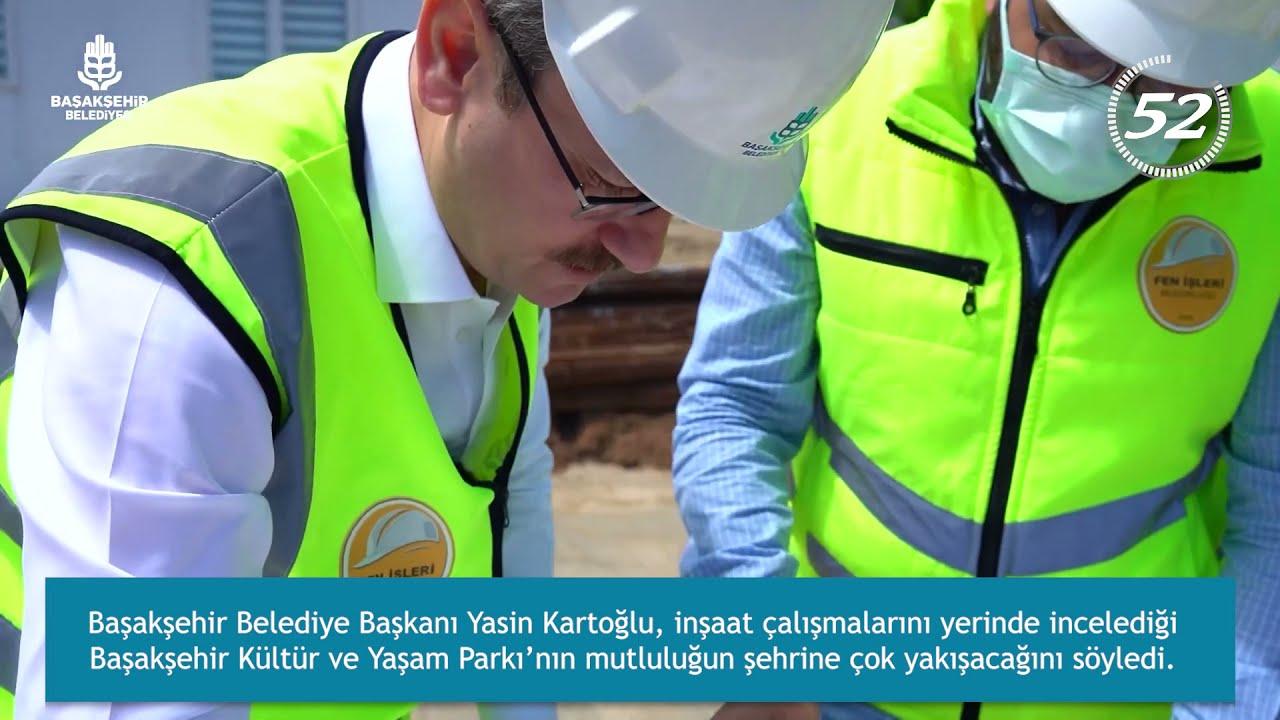 #60SaniyedeBaşakşehir