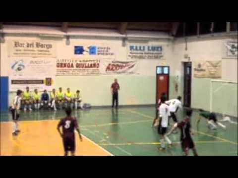 Calcio a 5: Corinaldo - Fermo Grande Toro