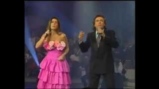 Скачать Al Bano Romina Power Felicità Noche Sensacional 1990 2000