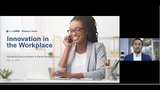 Webinar 1 - Transforming the Modern Workplace