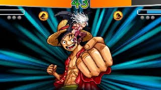 Fairy Tail Vs One Piece 1.0 - Luffy-2Y VS Mirajane