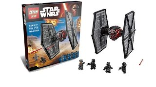 LEPIN STAR WARS 05005 LEGO 75101 SPEED BUILD