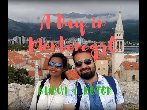 A Day in Montenegro | Budva & Kotor | Let me Roam