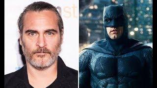 Justice League SHOCK 'Batman solo movie CONNECTED to Joaquin Phoenix Joker origin film'