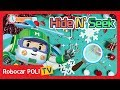Hide N Seek With HELLY Robocar POLI Merry Christmas With Robocar POLI mp3