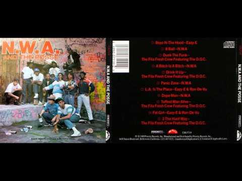 N.W.A - 8-Ball (Original) [CDQ]