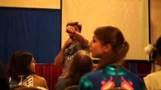 Vic Mignogna Panel - Triad Anime Convention 2015