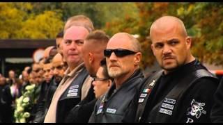Honderden leden bij afscheid No Surrender-baas