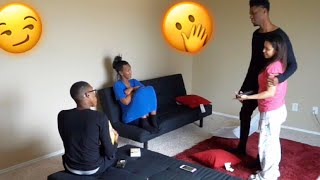 WE LIKE EACH OTHER PRANK!!!! Ft King