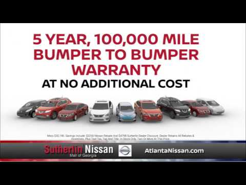 Sutherlin Nissan Mall Of GA   Titan