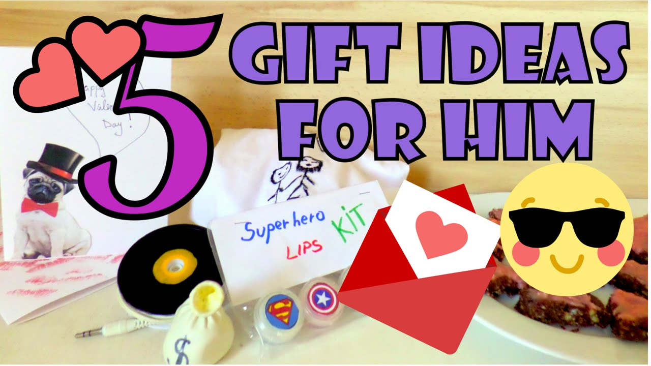 Diy Cool Valentine Gifts For Him 2 Card Ideas By Fluffyhedgehog