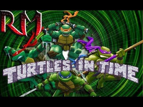Teenage Mutant Ninja Turtles IV: Turtles in Time Review